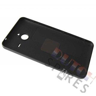 Microsoft Lumia 640 XL Back Cover, Schwarz (Matt), 02510Q0