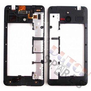 Microsoft Lumia 640 XL Middle Cover, 02643B3