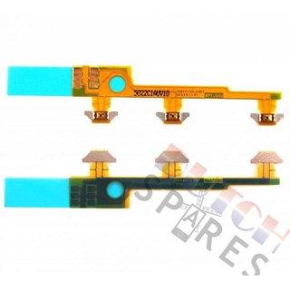 Microsoft Lumia 640 XL Ein/Aus + Laut/Leise Schalter Flex Kabel, 0206256