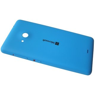 Microsoft Lumia 535 Back Cover, Cyan, 8003485