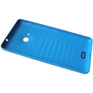Microsoft Lumia 535 Achterbehuizing, Cyaan, 8003485