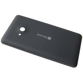 Microsoft Lumia 535 Achterbehuizing, Donkergrijs, 8003484