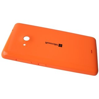 Microsoft Lumia 535 Achterbehuizing, Oranje, 8003488