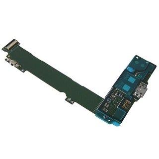 Microsoft Lumia 535 USB Ladebuchse Board, 8003456, Incl. microphone