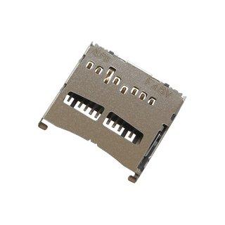 Microsoft Lumia 535 MicroSD kaartlezer connector, 8003469