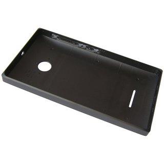 Microsoft Lumia 435 Back Cover, Black, 02508T6