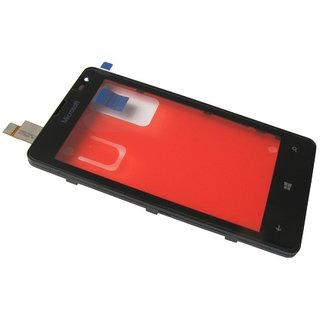 Microsoft Lumia 435 Touchscreen Display, 00813L3