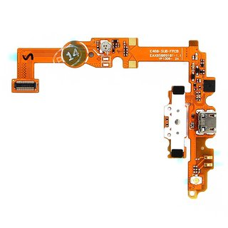 LG Optimus L5 II E460 Oplaadingang USB Poort Connector Flex EBR76591601