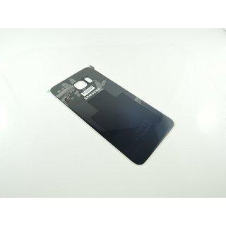 Samsung G928F Galaxy S6 Edge+ Battery Cover, Black, GH82-10336B