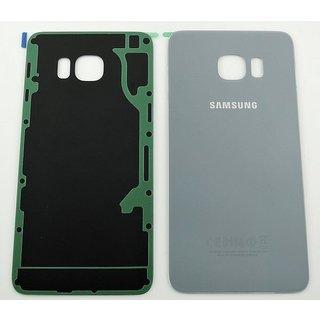 Samsung G928F Galaxy S6 Edge+ Battery Cover, Silver, GH82-10336D