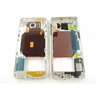 Samsung G928F Galaxy S6 Edge+ Middenbehuizing, Goud, GH96-09079A
