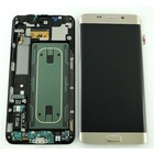 Samsung LCD Display Modul G928F Galaxy S6 Edge+, Gold, GH97-17819A