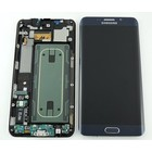 Samsung LCD Display Module G928F Galaxy S6 Edge+, Black, GH97-17819B