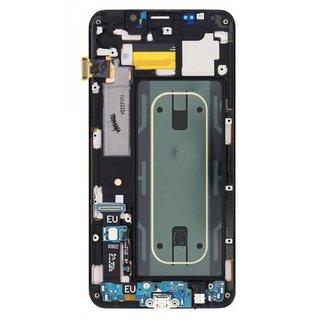 Samsung G928F Galaxy S6 Edge+ Lcd Display Module, Zilver, GH97-17819D