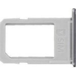 Samsung G928F Galaxy S6 Edge+ Sim Card Tray Holder, Black, GH98-37692B
