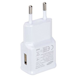 Samsung USB-Oplader, EP-TA20EWE, Wit, 5.0V, 2.0A, GH44-02712A