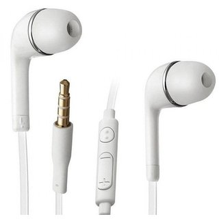 Samsung G901F Galaxy S5+ In-Ear Earpods, White, GH59-13967A, EO-EG900BW