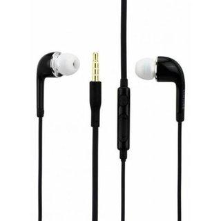 Samsung G901F Galaxy S5+ In-Ear Earpods, Black, GH59-13967B, EO-EG900BB
