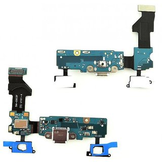 Samsung G903F Galaxy S5 Neo USB Ladebuchse Flex Kabel, GH96-08908A