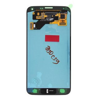Samsung G903F Galaxy S5 Neo LCD Display Modul, Silber, GH97-17787C