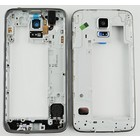 Samsung Middle Cover G903F Galaxy S5 Neo, Gold, GH98-37880B