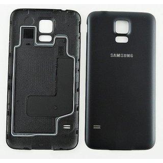 Samsung G903F Galaxy S5 Neo Accudeksel, Zwart, GH98-37898A