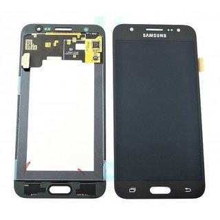 Samsung J500F Galaxy J5 LCD Display Modul, Schwarz, GH97-17667B
