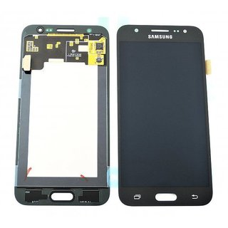 Samsung J500F Galaxy J5 LCD Display Module, Black, GH97-17667B