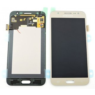 Samsung J500F Galaxy J5 LCD Display Modul, Gold, GH97-17667C