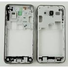 Samsung Middle Cover J500F Galaxy J5, Silver, GH98-37586A
