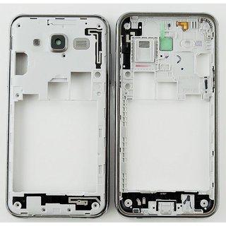 Samsung J500F Galaxy J5 Middle Cover, Black, GH98-37586C