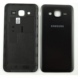 Samsung J500F Galaxy J5 Accudeksel, Zwart, GH98-37588C
