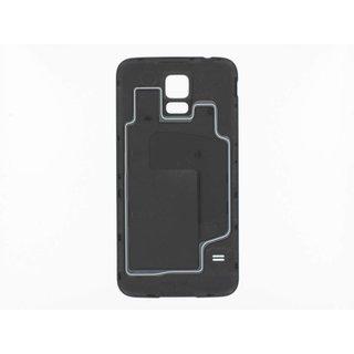 Samsung G901F Galaxy S5+ Accudeksel, Goud, GH98-34385D, Incl. 4G+ logo