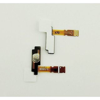 Samsung I9060i Galaxy Grand Neo Plus Aan/Uit knop flex, GH59-13883A