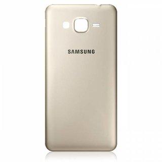 Samsung G530F Galaxy Grand Prime Accudeksel, Goud, GH98-34669C