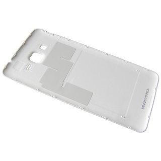 Samsung G530F Galaxy Grand Prime Accudeksel, Wit, GH98-35592A, Dual SIM version