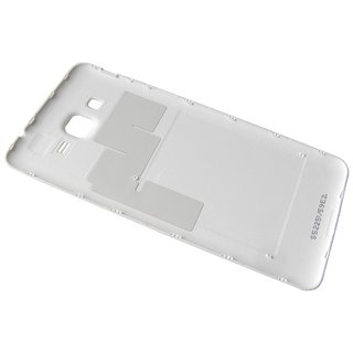Samsung G530F Galaxy Grand Prime Akkudeckel , Weiß, GH98-35592A, Dual SIM version