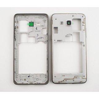 Samsung G530F Galaxy Grand Prime Mittel Gehäuse, Grau, Dual SIM version