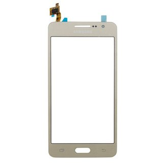 Samsung G530F Galaxy Grand Prime Touchscreen Display, Gold, GH96-07760C