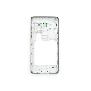Samsung G531F Galaxy Grand Prime VE Middenbehuizing, Wit, GH98-37503A