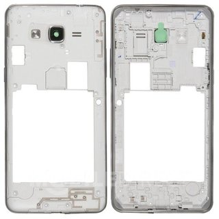 Samsung G531F Galaxy Grand Prime VE Mittel Gehäuse, Grau, GH98-37503B