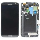 Samsung LCD Display Module Galaxy Note II LTE N7105, Brown, GH97-14114C