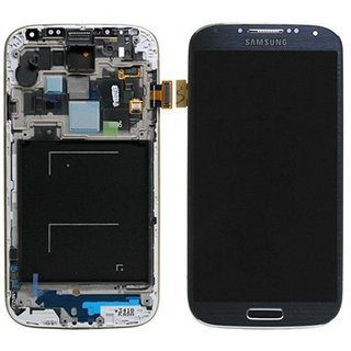 Samsung I9506 Galaxy S4 LTE+ Lcd Display Module, Deep Black, GH97-15202L