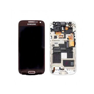 Samsung i9195 Galaxy S4 Mini LCD Display Module, Brown, GH97-14766D