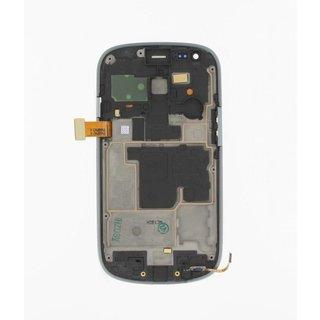 Samsung i8190 Galaxy SIII Mini NFC LCD Display Module, Grey, GH97-14322D