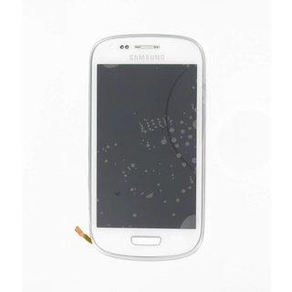 Samsung  i8190 Galaxy SIII Mini NFC Lcd Display Module, Wit, GH97-14322A