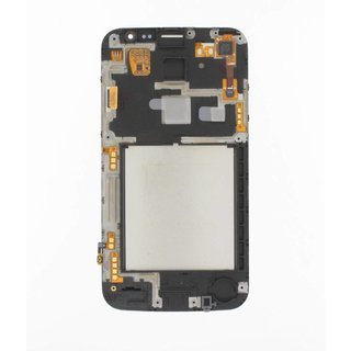 Samsung i8580 Galaxy Core Advanced LCD Display Module, White, GH97-15297B