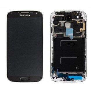 Samsung I9506 Galaxy S4 LTE+ Lcd Display Module, Zilver, GH97-15202N