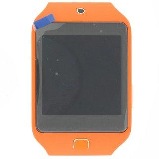 Samsung R381 Gear 2 Neo LCD Display Module, Orange, GH97-15595B