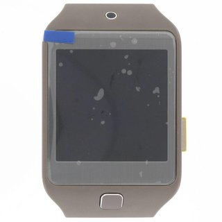 Samsung R381 Gear 2 Neo LCD Display Module, Grey, GH97-15595C